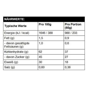 High5 Protein Recovery Żywność dla sportowców Chocolate 9 x 60g zielony/biały